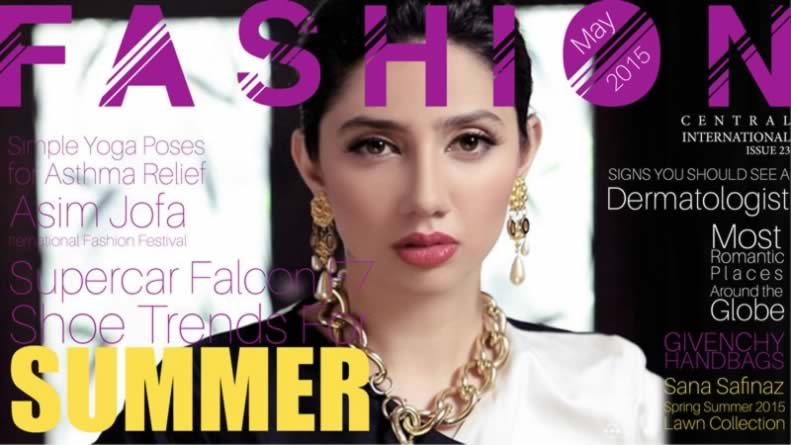 Fashion Central International May Magazine Issue 2015