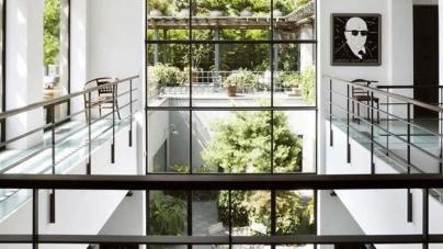 Robert De Niro's £26m New York Townhouse