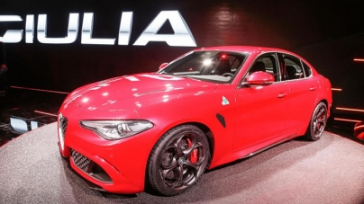 2015 Alfa Romeo Giulia Revealed
