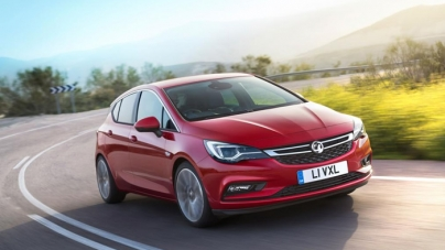 2015 Vauxhall Astra Revealed