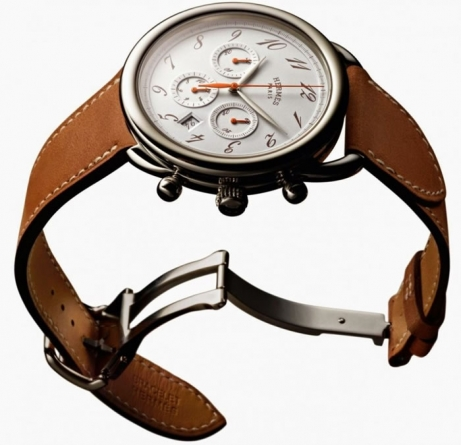 Hermes Arceau Chronograph Bridon Watch