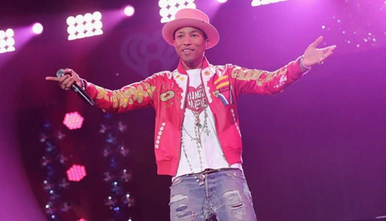 Pharrell Williams Won Fashion Icon Award At The CFDA