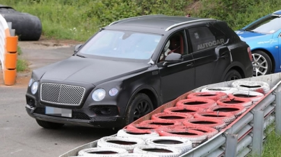 2016 Bentley Bentayga SUV