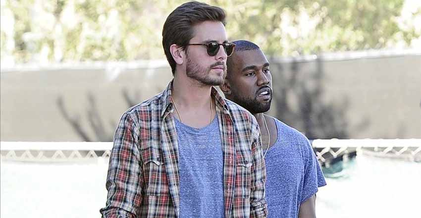 Kanye West is Furious With Scott Disick