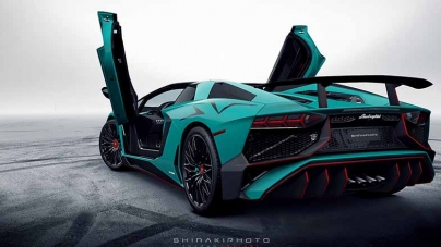 2017 Lamborghini Aventador LP 750-4 SuperVeloce Roadster First Look