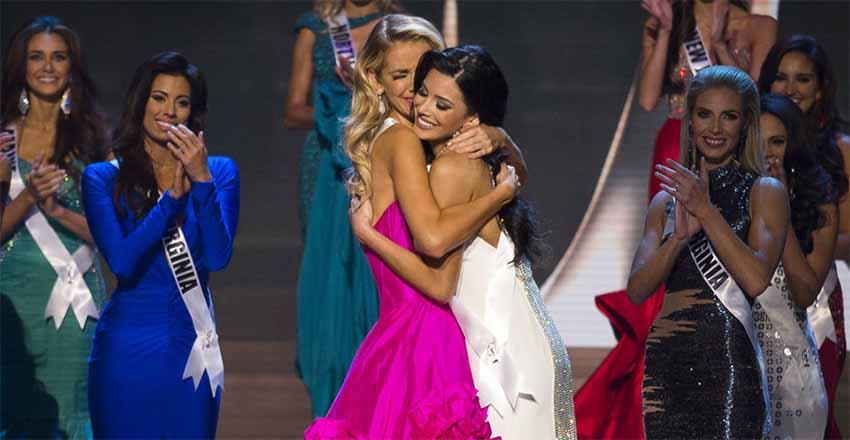 Miss Oklahoma Wins Miss USA Contest 2015