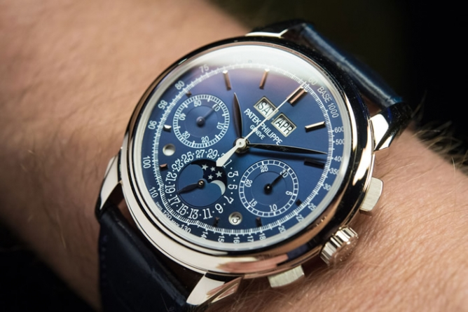 Patek Philippe Ref. 5016A-010 for Only Watch 2015
