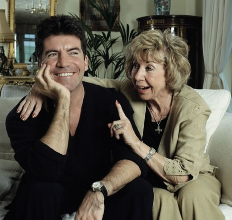 Simon Cowell's Mother Julie Dead at 89