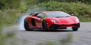 2015 Lamborghini Aventador Superveloce UK Review