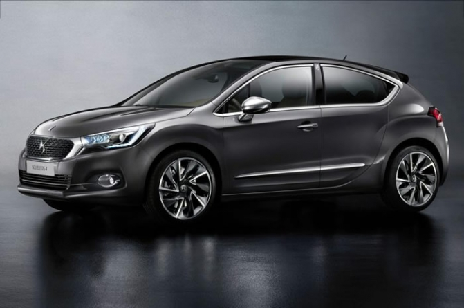 Facelifted DS4 Revealed Ahead of Frankfurt Debut