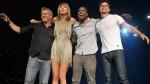 Matt LeBlanc and Chris Rock join Taylor Swift