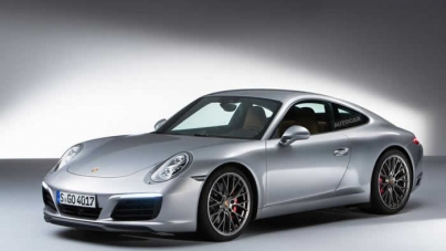 2015 Porsche 911 Facelift Revealed – Exclusive Studio Pictures