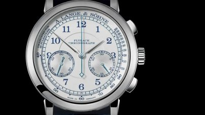 Introducing the A. Lange & Sohne 1815 Chronograph Boutique Edition