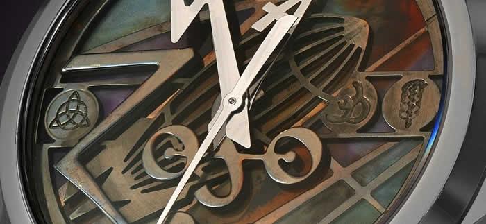 ArtyA & Kerbedanz Led Zeppelin Watch