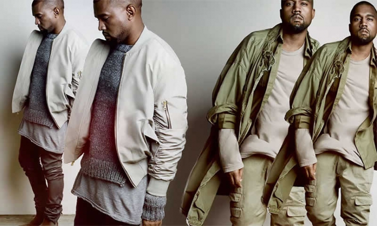 Kanye West Shares Silent Yeezy Season 2 Film