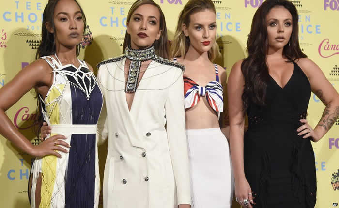 5 Seconds of Summer and Little Mix for Teen Awards