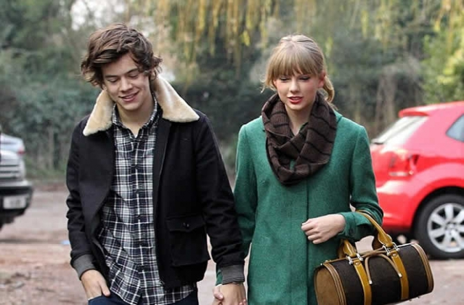 Harry Styles 'Blasts ex Taylor Swift in One Direction Single Perfect'