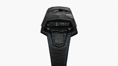 RJ Romain Jerome's Limited Edition Batman Watch