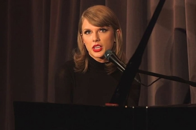 Taylor Swift Opens Up About 'Fragile' Relationship with Harry Styles