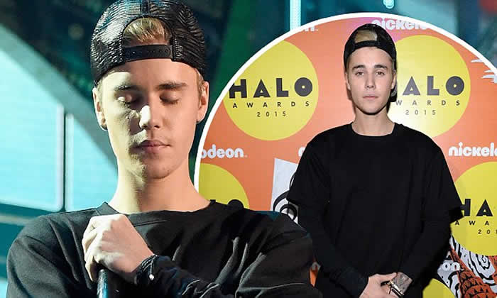 Justin Bieber Wins HALO Hall of Fame Award