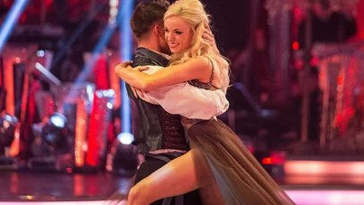Helen George and Jay McGuiness for Strictly Live Tour
