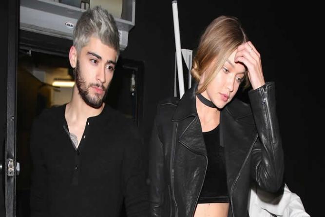 Gigi Hadid Defends Relationship with Zayn Malik