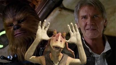 Jar Jar Binks won't be in Star Wars: The Force Awakens