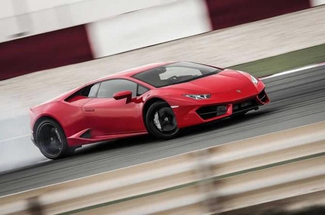 New Lamborghini Huracan LP 580-2 Review