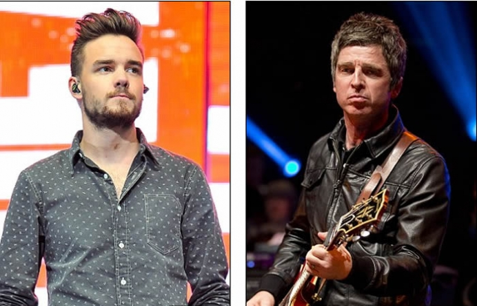 Liam Payne hits back at Noel Gallagher after calling 1D 'suckers'