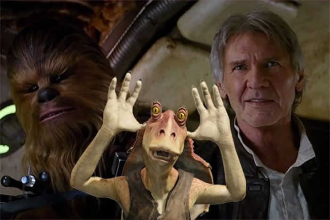 Jar Jar Binks won't be in Star Wars: The Force Awakens