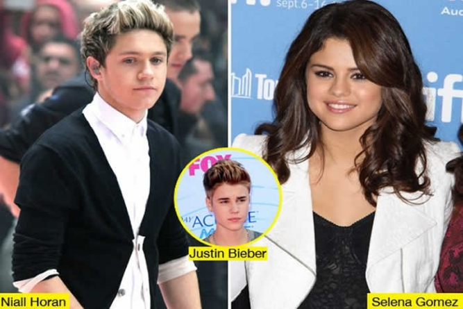Niall Horan's Sure Justin Bieber's One Direction Diss Is Due To His Selena Gomez Dates