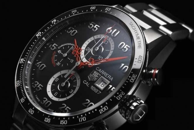 TAG Heuer Carrera Calibre Machine Nendo Limited Edition Watch
