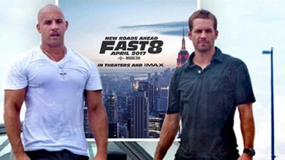 Vin Diesel Drops the First Poster for Fast 8