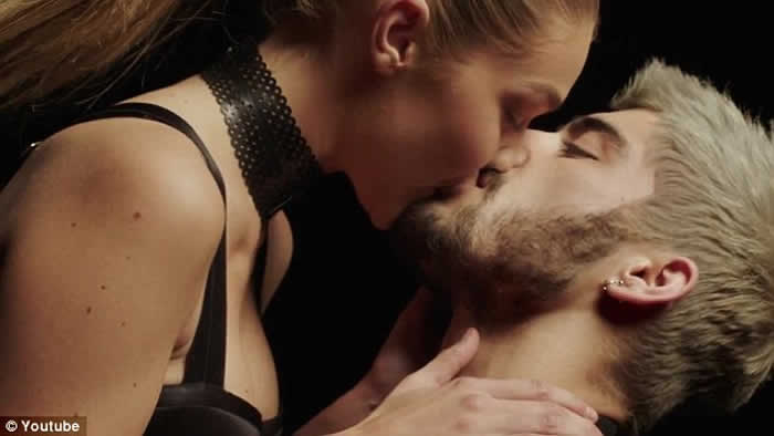 Watch: Zayn Malik's 'Pillowtalk' With One Direction's 'End of the Day'