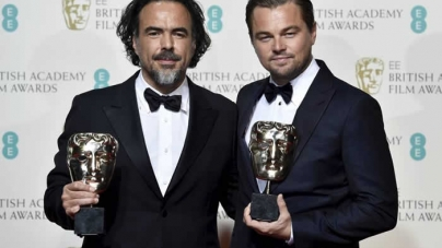 'The Revenant' and Leonardo DiCaprio are Winners at BAFTA Awards