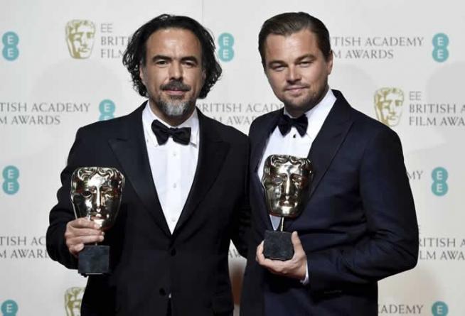 'The Revenant' and Leonardo DiCaprio are Winners at BAFTA Awards