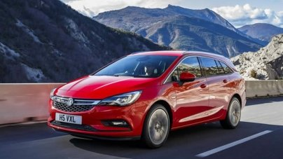 2016 Vauxhall Astra 1.6 CDTi 160 BiTurbo Sports Tourer Review