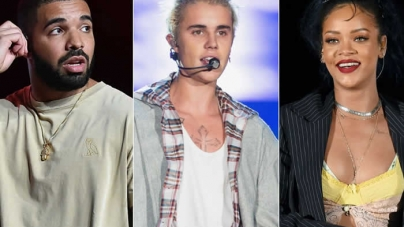 Justin Bieber Vibes Out While Covering Drake And Rihanna On Piano