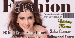 Fashion Central international May Issue 2016