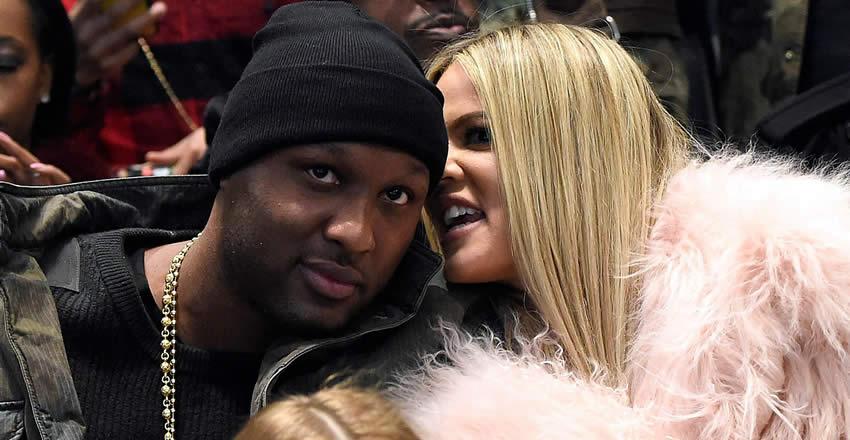 """Khloe Kardashian on Lamar Odom: """"I Don't Believe in Divorce"""""""