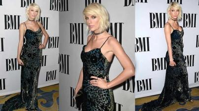 Taylor Swift Stuns at BMI Pop Awards to Accept Namesake Prize