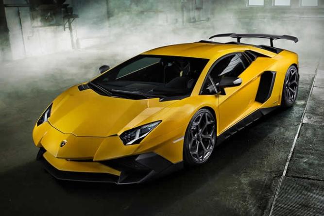 Novitec Torado Lamborghini Aventador Superveloce