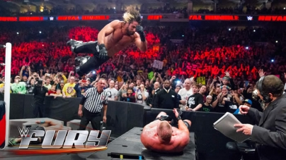 Group of Former Wrestlers Sue WWE Over Brain injuries