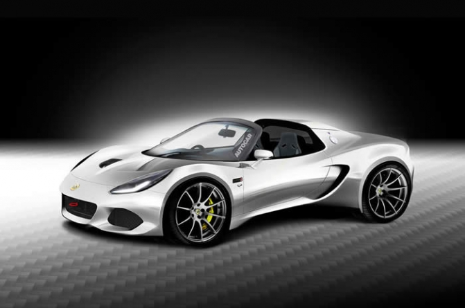 2020 Lotus Elise to Remain True to Its Roots