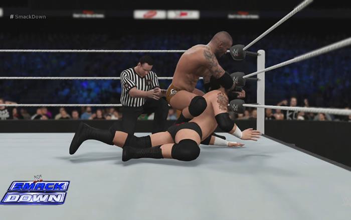 Randy Orton vs. The Miz: SmackDown Live, July 26, 2016