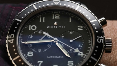 Zenith Heritage Cronometro Tipo CP-2 Watch