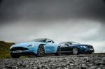 Aston Martin DB11 vs Bentley Continental GT Sport - grand tourers compared