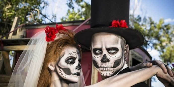 10 Halloween Makeup Ideas for Men to Look Scary