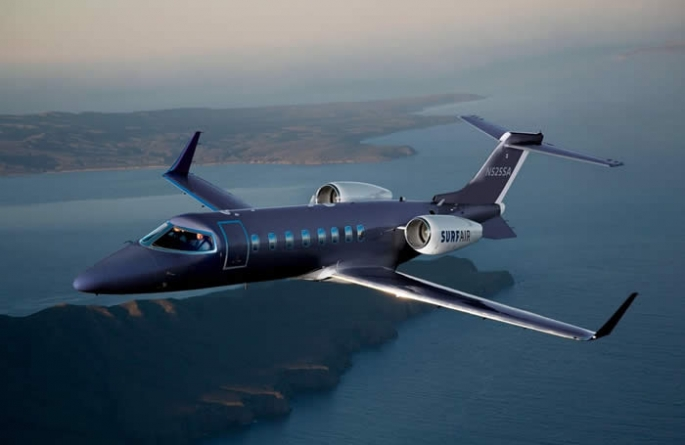 Surf Air Expands All-You-Can-Fly Private Jet Service to Europe