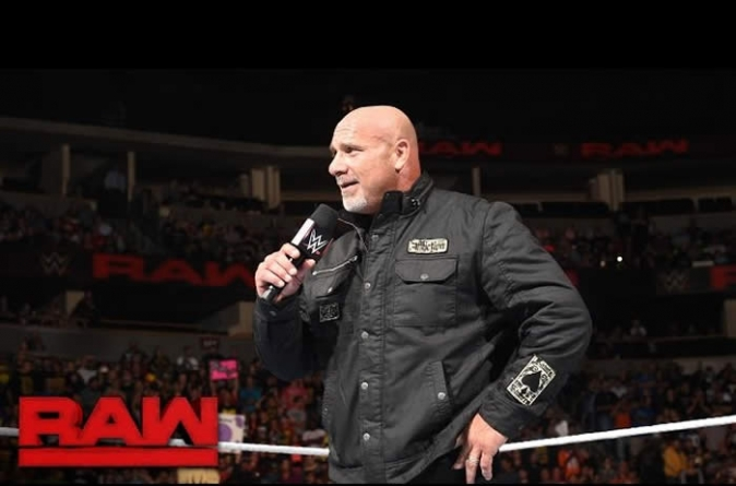 Goldberg Returns to WWE Raw on Halloween, Attacks Rusev and Paul Heyman